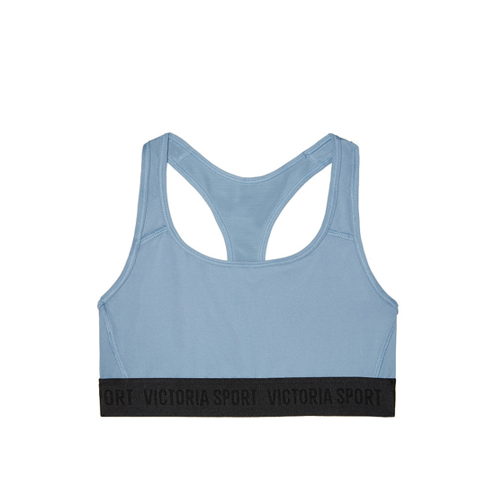 Cheap VICTORIA\'S SECRET Faded Denim NEW! The Player by Victoria Sport Racerback Sport Bra Online
