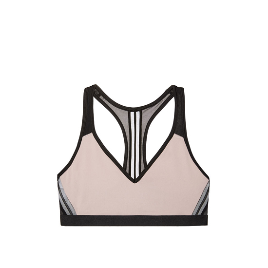 Cheap VICTORIA\'S SECRET Tinted Plum NEW! The Player Plunge Sport Bra Online