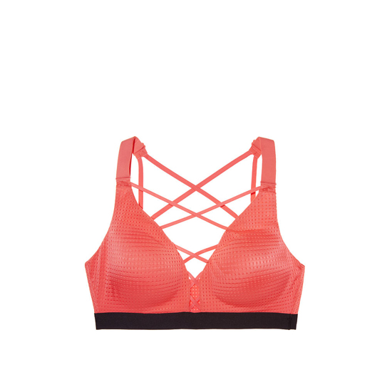 Cheap VICTORIA\'S SECRET Coral Reef NEW! Lightweight by Victoria Sport Bra Online
