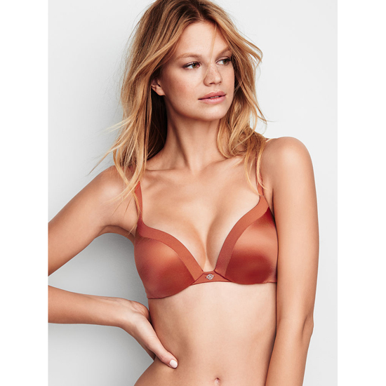 Cheap VICTORIA'S SECRET Ginger Glaze NEW! Add-1½-Cups Push-Up Bra Online