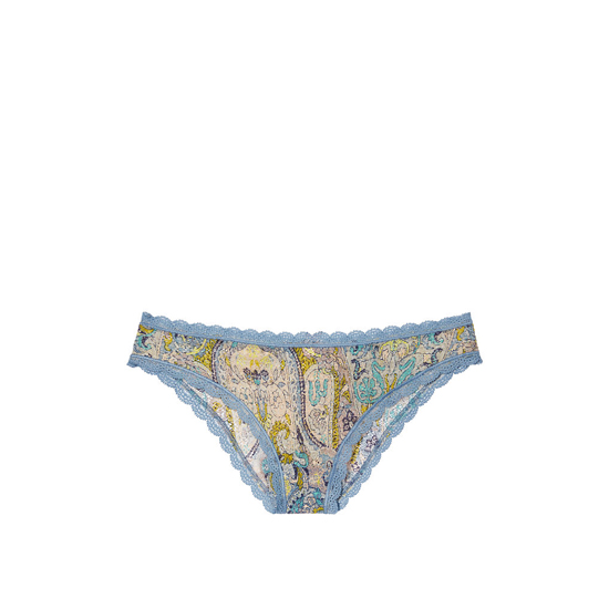 Cheap VICTORIA\'S SECRET Cool Print NEW! Lace Cheekini Panty Online