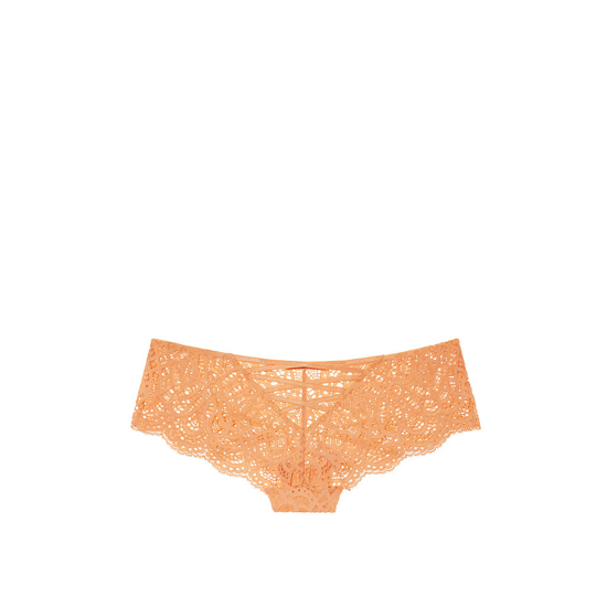 Cheap VICTORIA\'S SECRET Gold Earth NEW! Lace-up Cheekster Panty Online