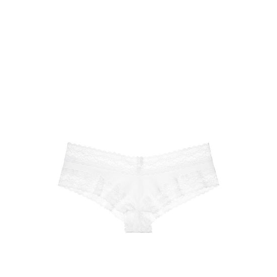 Cheap VICTORIA'S SECRET White NEW! Lace-waist Cheeky Panty Online