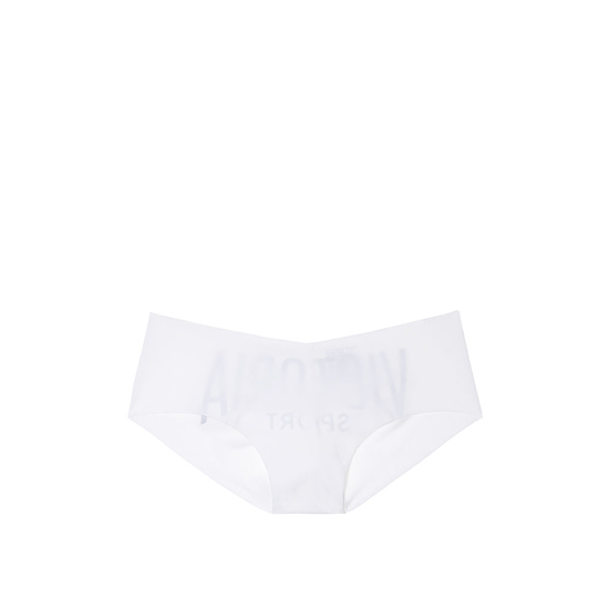 Cheap VICTORIA'S SECRET White Victoria Logo NEW! Raw Cut Hiphugger Online