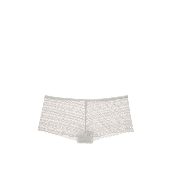 Cheap VICTORIA'S SECRET So Silver NEW! Lace Shortie Panty Online
