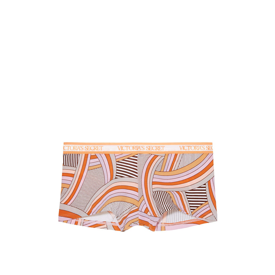 Cheap VICTORIA'S SECRET Curved Stripe NEW! Logo-waist Shortie Panty Online