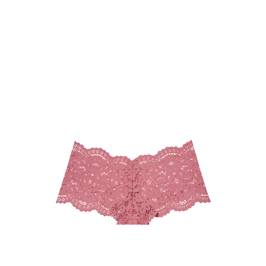 Cheap VICTORIA'S SECRET Rosy Mauve NEW! The Floral Lace Sexy Shortie Online