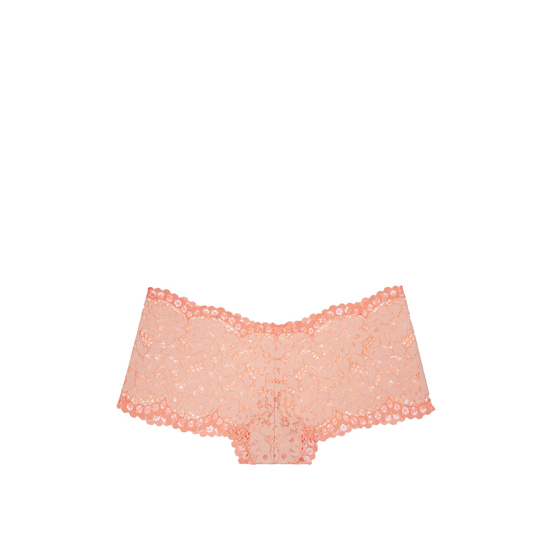 Cheap VICTORIA'S SECRET Peach Melba The Floral Lace Sexy Shortie Online