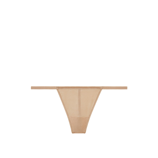 Cheap VICTORIA'S SECRET Nude T-Back V-String Panty Online