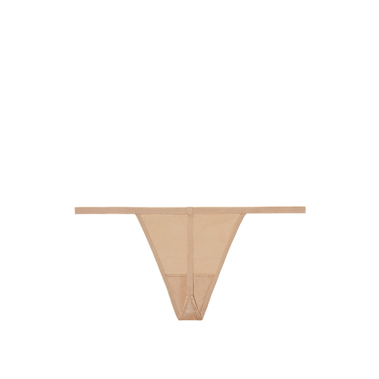 Cheap VICTORIA\'S SECRET Nude T-Back V-String Panty Online