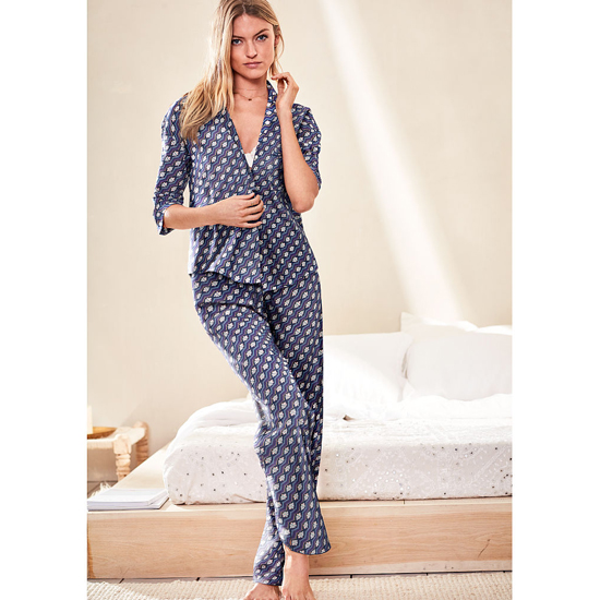 Cheap VICTORIA'S SECRET Ensign Floral NEW! The Mayfair Pajama Online