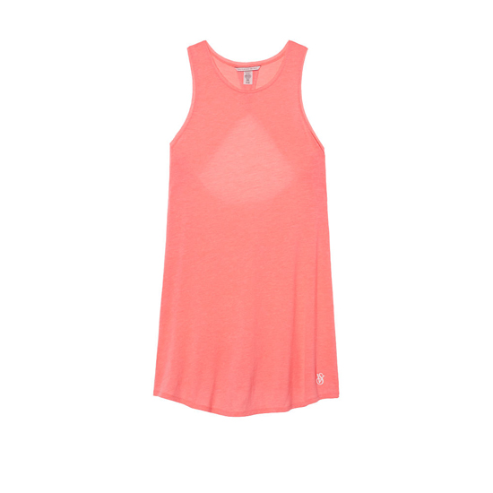 Cheap VICTORIA'S SECRET Tropical Coral NEW! Open-back Slip Online