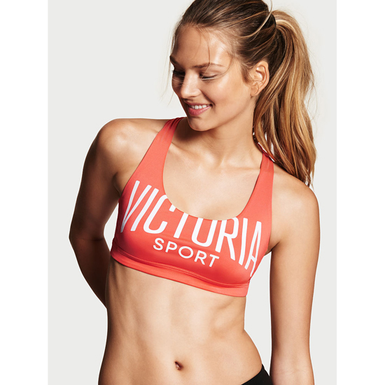 Cheap VICTORIA'S SECRET Coral Reef/Victoria Sport NEW! Crossback Sport Bra Online